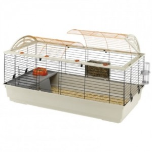 FP. Cage CASITA 120 grey for rodents