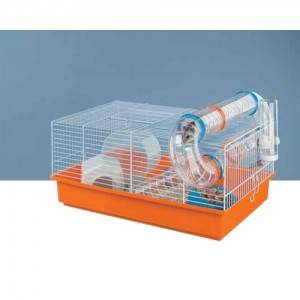 FP. PAULA rodents cage, white