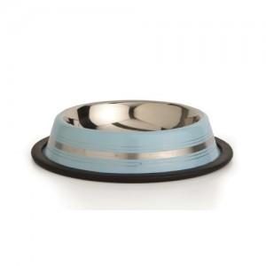 IPTS  Steeldish INOX Antislip Blue 11 cm