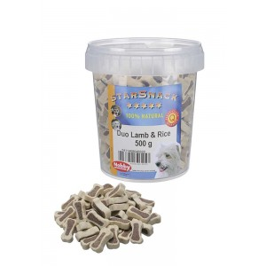 Nobby StSn DUO Lamb&Rice for a dog 500g