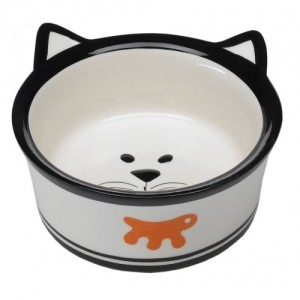 FP. Ceramic bowl VENERE small for cats 11 cm