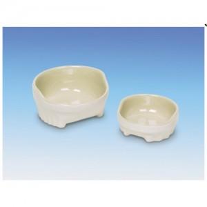 Nobby ceramic dish STYLE white ¤14,5cm