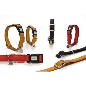 IPTS- dog collar 25*45-70cm black