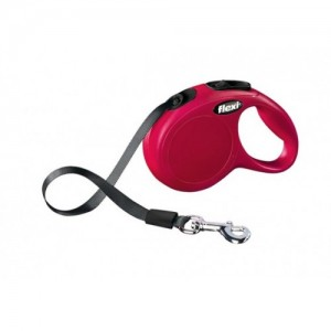 NOBBY Flexi classic XS red 3m