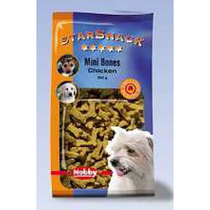Nobby Starsnack Mini Bones Chicken 200g