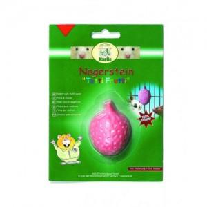 Karlie Rodent STONE Tutti Frutti Strawberry 25g