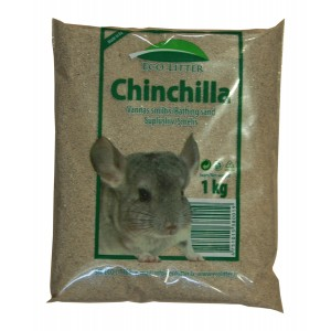 ECO LITTER CHINCHILLA sand 1kg
