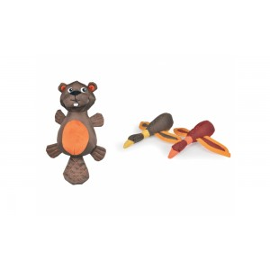 Camon Dog Toy BEAVER 25cm