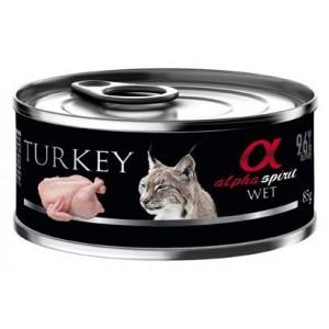 AlphaSpirit CAT turkey 85g