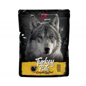 AlphaSpirit DOG TURKEY PASTA 300g