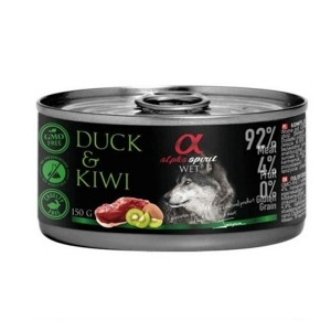 AlphaSpirit DOG Duck & KIWI 150g