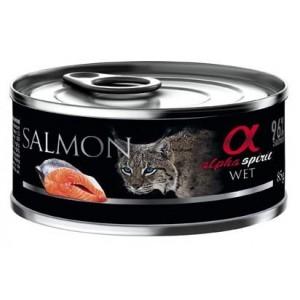 AlphaSpirit CAT salmon 85g