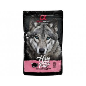 AlphaSpirit DOG HAM PASTES 300g