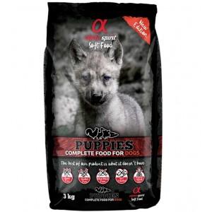 AlphaSpirit DOG SEMIMOIST PUPPY 1,5kg