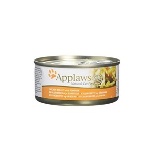 APPLAWS Chicken&Pumpkin cat 156g