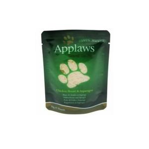 APPLAWS Chicken&Asparagus cat 70g