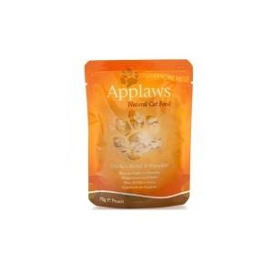 APPLAWS chicken & pumpkin cat 156g