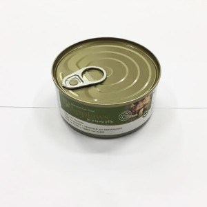 APPLAWS tuna and sea cabbage 156g