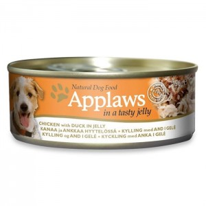 APPLAWS DOG chicken in jelly 156g