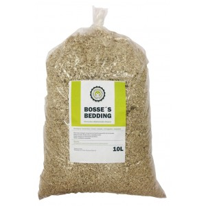 Bosse Bedding for small rodents 10 L