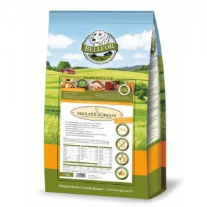 Bellfor Freiland Grain Free Junior 2,5 kg