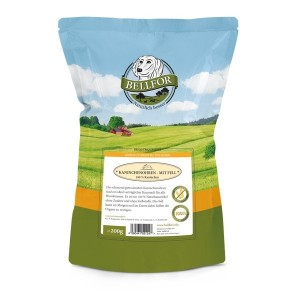 Bellfor treat for dogs bunny ears 200g