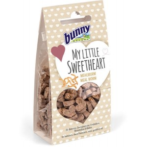 Bunny SWEETHEART worms 30g