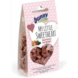 Bunny treat red berries 30g