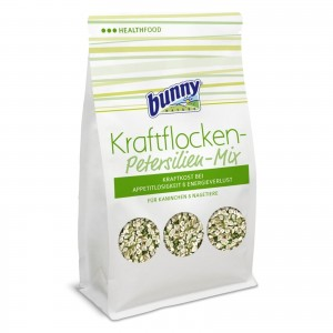 BUNNY Food Hibiscus & parsley 150g