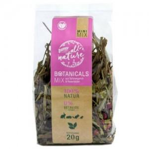 BUNNY food tea leaf & rosehip flowers 25g