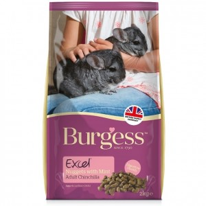 Burgess EXCEL CHIN food 1,5kg