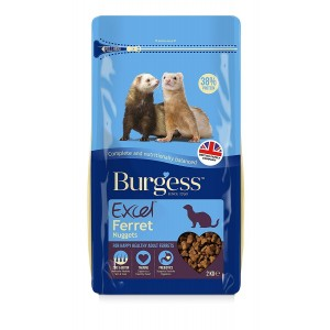 Burgess Ferret Buffet Chicken 2,0 kg