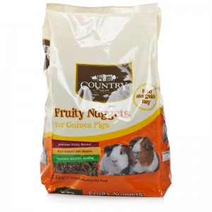 Burgess Country Value Fruity Guinea Piig Food 1,5 kg