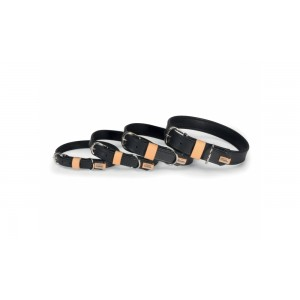 Camon collar black 20x500mm