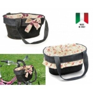 Camon basket for bicycle 40x30x19cm