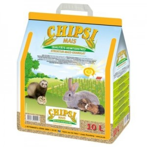 C.B CHIPSI corn bedding 10L/4,6 kg