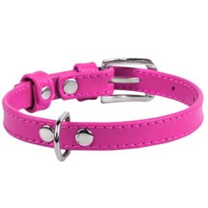 CO collar 9mm19-25cm pink
