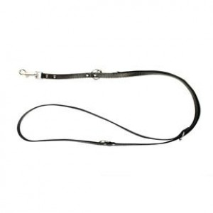 CO leash14mm/183cm black