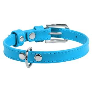 CO collar  GLA 9mm/18-21cm blue