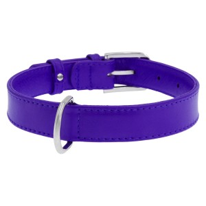 CO collar GLA 25mm/38-49cm purple