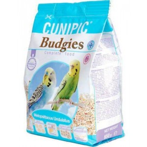 Cunipic food for Budgies 650g