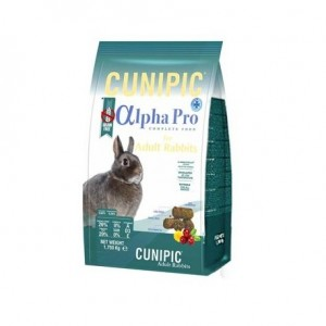 ALPHA PRO ADULT RABBIT food 1,75kg