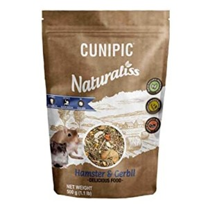 CUNIPIC NATURALISS hamster food 500g