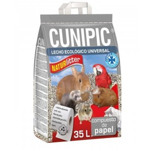 CUNIPIC SMALL ANIMAL BEDDING 10L