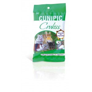 CUNIPIC SNACK CRUKISS with vegetables 75g