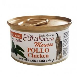 DG Cat Adult chicken  & Catnip  85g