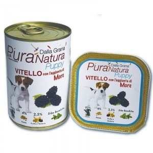 DG Puppy Veal & blackberry 150g