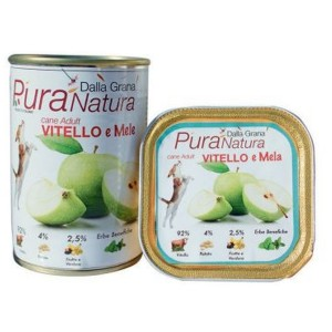 DG Veal & apple 400g