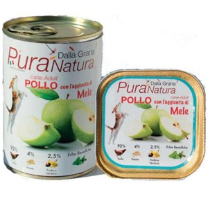 DG Adult Dog POULTRY & APPLE 150g
