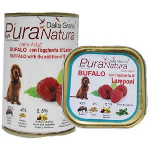 DG Adult Dog BUFFALO & RASPBERRY 150g